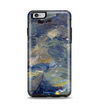 The Blue & Yellow Abstract Oil Painting Apple iPhone 6 Plus Otterbox Symmetry Case Skin Set