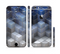 The Blue and Gray 3D Cubes Sectioned Skin Series for the Apple iPhone 6s