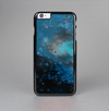 The Blue and Teal Painted Universe Skin-Sert Case for the Apple iPhone 6 Plus