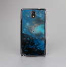 The Blue and Teal Painted Universe Skin-Sert Case for the Samsung Galaxy Note 3