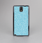 The Blue and White Twig Pattern Skin-Sert Case for the Samsung Galaxy Note 3