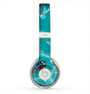 The Blue with Flying Tweety Birds Skin for the Beats by Dre Solo 2 Headphones