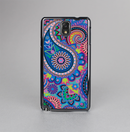 The Bold Colorful Paisley Pattern Skin-Sert Case for the Samsung Galaxy Note 3