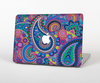 The Bold Colorful Paisley Pattern Skin for the Apple MacBook Pro 15""