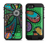 the bold paisley flower  iPhone 6/6s Plus LifeProof Fre POWER Case Skin Kit