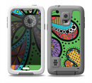 The Bold Paisley Flower Skin for the Samsung Galaxy S5 frē LifeProof Case