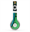The Bold Paisley Flower Skin for the Beats by Dre Solo 2 Headphones