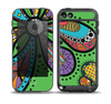 The Bold Paisley Flower Skin for the iPod Touch 5th Generation frē LifeProof Case
