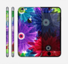 The Boldly Colored Flowers Skin for the Apple iPhone 6
