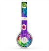 The Boldly Colored Flowers Skin for the Beats by Dre Solo 2 Headphones