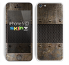 The Bolted Metal Sheets Skin for the Apple iPhone 5c