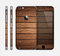 The Bolted Wood Planks Skin for the Apple iPhone 6