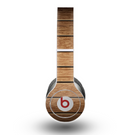 The Bolted Wood Planks Skin for the Beats by Dre Original Solo-Solo HD Headphones