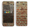 The Brick Wall Skin for the Apple iPhone 5c
