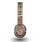 The Brick Wall Skin for the Beats by Dre Original Solo-Solo HD Headphones