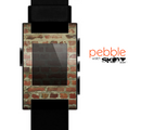 The Brick Wall Skin for the Pebble SmartWatch