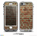 The Brick Wall Skin for the iPhone 5-5s NUUD LifeProof Case for the lifeproof skins