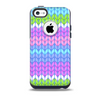The Bright-Colored Knit Pattern Skin for the iPhone 5c OtterBox Commuter Case