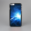 The Bright Blue Earth Light Flash Skin-Sert Case for the Apple iPhone 6 Plus