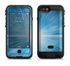 the bright blue light  iPhone 6/6s Plus LifeProof Fre POWER Case Skin Kit