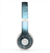 The Bright Blue Vivid Galaxy Skin for the Beats by Dre Solo 2 Headphones