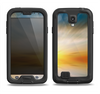 The Bright Blurred Sunset Samsung Galaxy S4 LifeProof Fre Case Skin Set