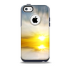 The Bright Blurred Sunset Skin for the iPhone 5c OtterBox Commuter Case