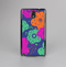 The Bright Colored Cartoon Flowers Skin-Sert Case for the Samsung Galaxy Note 3