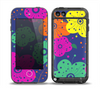The Bright Colored Cartoon Flowers Skin for the iPod Touch 5th Generation frē LifeProof Case