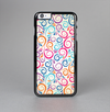 The Bright Colored Vector Spiral Pattern Skin-Sert Case for the Apple iPhone 6 Plus