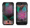 The Bright Colorful Flower Sprouts Apple iPhone 6/6s LifeProof Fre POWER Case Skin Set
