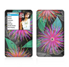 The Bright Colorful Flower Sprouts Skin For The Apple iPod Classic