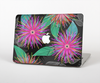 The Bright Colorful Flower Sprouts Skin for the Apple MacBook Pro 15""