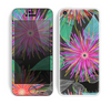 The Bright Colorful Flower Sprouts Skin for the Apple iPhone 5c