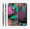 The Bright Colorful Flower Sprouts Skin for the Apple iPhone 6
