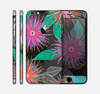 The Bright Colorful Flower Sprouts Skin for the Apple iPhone 6 Plus