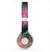 The Bright Colorful Flower Sprouts Skin for the Beats by Dre Solo 2 Headphones