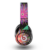 The Bright Colorful Flower Sprouts Skin for the Original Beats by Dre Studio Headphones