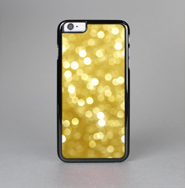 The Bright Golden Unfocused Droplets Skin-Sert Case for the Apple iPhone 6 Plus