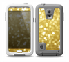 The Bright Golden Unfocused Droplets Skin Samsung Galaxy S5 frē LifeProof Case