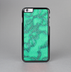 The Bright Green Textile Lace Skin-Sert Case for the Apple iPhone 6 Plus