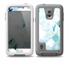 The Bright Highlighted Tile Pattern Skin for the Samsung Galaxy S5 frē LifeProof Case