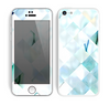 The Bright Highlighted Tile Pattern Skin for the Apple iPhone 5c