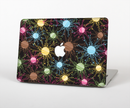 "The Bright Loopy Circle Extract Skin Set for the Apple MacBook Pro 15"" with Retina Display"