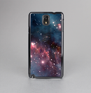 The Bright Pink Nebula Space Skin-Sert Case for the Samsung Galaxy Note 3
