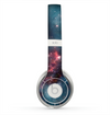 The Bright Pink Nebula Space Skin for the Beats by Dre Solo 2 Headphones