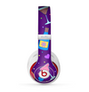 The Bright Purple Party Drinks Skin for the Beats by Dre Studio (2013+ Version) Headphones