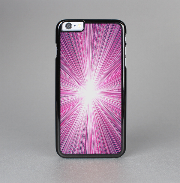 The Bright Purple Rays Skin-Sert Case for the Apple iPhone 6 Plus