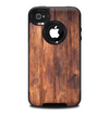 The Bright Stained Wooden Planks Skin for the iPhone 4-4s OtterBox Commuter Case