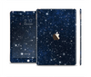 The Bright Starry Sky Skin Set for the Apple iPad Pro